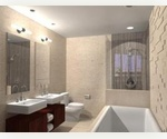 convertable 2 - 1.5 baths, over 1050 sq feet in new condo